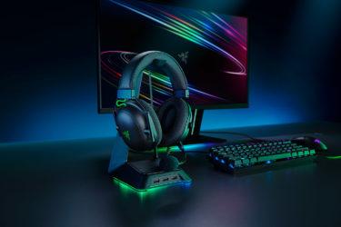 【Razer BlackShark V2 / V2 X】高・中・低音をそれぞれ調整可能なゲーミングヘッドセット