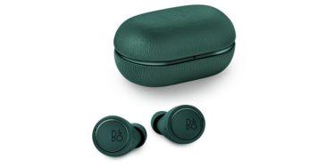 B&O【Beoplay E8 3rd Gen】人気完全ワイヤレスイヤホンに新色グリーンが追加