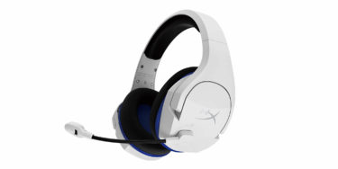 【HyperX Cloud Stinger Core Wireless】PC,PS5,PS4対応の軽量ワイヤレスゲーミングヘッドセットが8月17日発売