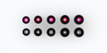 final、5種のイヤーピースで音質変化を楽しめる「TYPE A・B・C・E・完全ワイヤレス専用」を発売