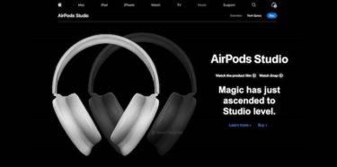 AirPods StudioはソニーWH-1000XM4より安価になる可能性あり