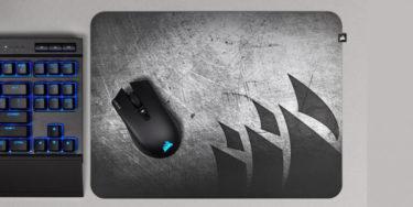 Corsair「MM150 Medium」極薄0.5mmでデスクとの高低差がないマウスパッドを発売