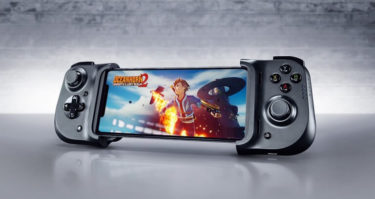 Razer「Kishi for iPhone」iPhone対応コントローラーを発売。FPS・TPS向けの低遅延Lightning接続