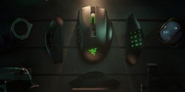 Razer「Naga Pro」ゲーミングマウスのスペック/特徴/性能