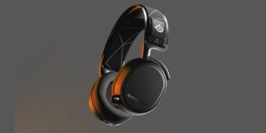 SteelSeries 「Arctis 9」ラグの無いロスレス2.4GHzワイヤレス対応のゲーミングヘッドセットを発表