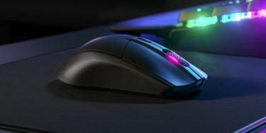 SteelSeries 「Rival 3 Wireless」超低遅延のQuantum 2.0 デュアルワイヤレスを搭載したゲーミングマウスを発表