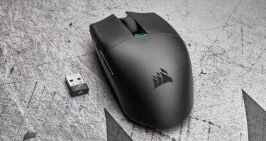 CORSAIR「Katar Pro Wireless」96gの軽量・低遅延・安価なワイヤレスマウスを発表