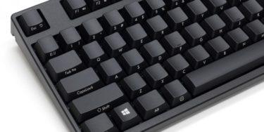 FILCO「Majestouch Stingray」CHRRY MX ロープロファイル 銀軸採用の追加モデルを発売