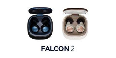 NOBLE「FALCON2」伸びのある高音域が特徴の完全ワイヤレスイヤホンを発表