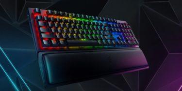 Razer「BlackWidow V3 Pro」高速・低遅延のワイヤレスゲーミングキーボードを発表