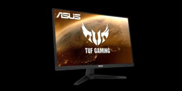 ASUS「TUF Gaming VG249Q1A」23.8型/165Hz/応答速度1msのPS5向けゲーミングモニターを発表