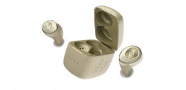 AVIOT「TE-D01m」2つのNCによりノイズ低減と高音質を両立させた完全ワイヤレスイヤホン