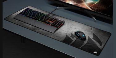 Corsair「MM350 PRO」高耐久/大型クロス製のゲーミングマウスパッドを含む4製品を発表