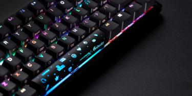 【2021年版】60%サイズのおすすめゲーミングキーボード