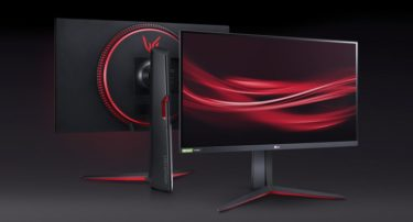 LG「UltraGearシリーズ」144Hz/応答速度1ms/フルHDのゲーミングモニター2製品を発表
