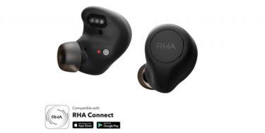 RHA「TrueControl ANC」初のANCにより音質を損なわずにノイズ低減する完全ワイヤレスイヤホン