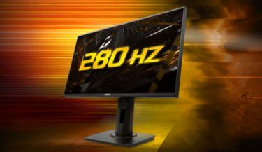 ASUSから24.5型/240Hz/応答速度0.5msのゲーミングモニター「TUF Gaming VG258QM」を発表