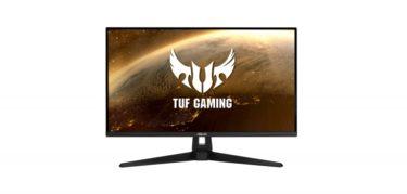 ASUS「TUF Gaming VG289Q1A」28型/4K/HDR10搭載のゲーミングモニターを発表