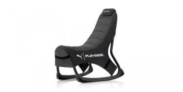 身体の動きに合わせて傾きが変わるゲーミングチェアを発表。PLAYSEAT「PUMA Active Gaming Seat」