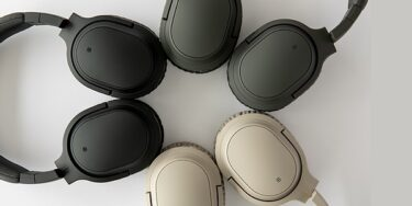 ag「WHP01K」ハイブリッドノイズキャンセリング搭載のワイヤレスヘッドホンを発表