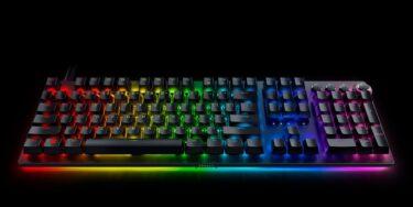 Razer「Huntsman V2 Analog」作動点を1.5~3.6mm間で調節可能な新スイッチのゲーミングキーボードを発表